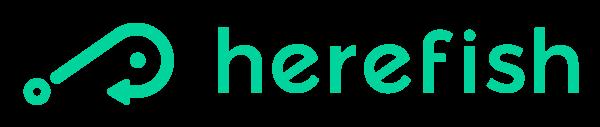 Herefish Logo