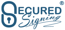 Secured Signing PNG